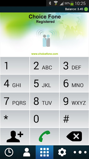 ChoiceFone iTel