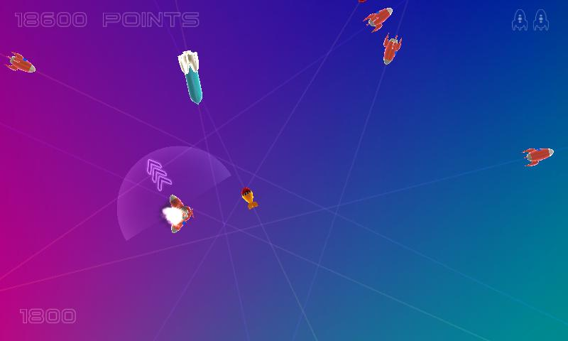 Rockets Missile 3D- screenshot