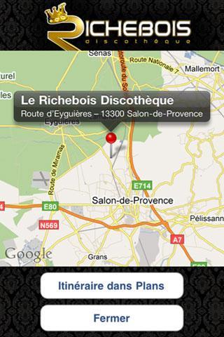 Le Richebois– Capture d'écran
