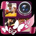 Romantic Photo Collage Maker