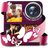 Romantic Photo Collage Maker
