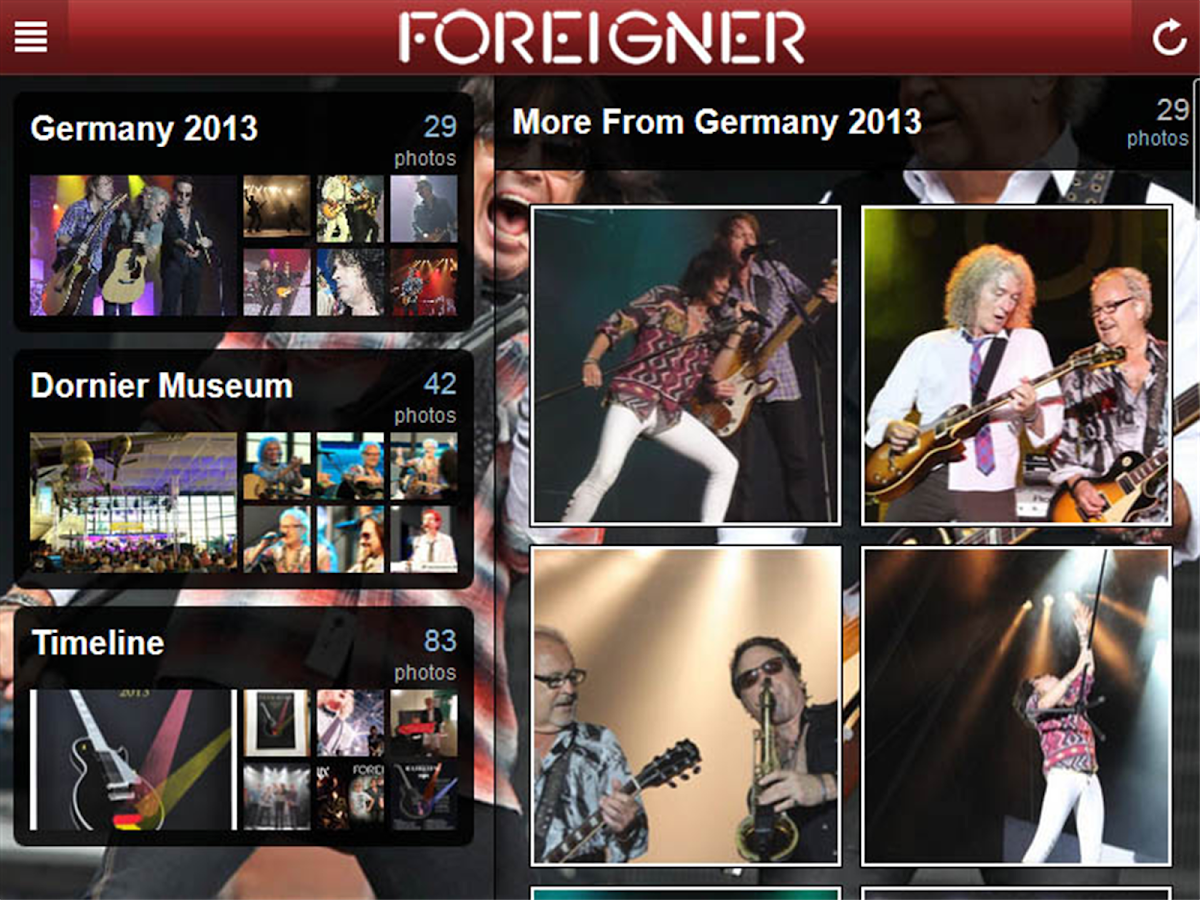 Foreigner - screenshot