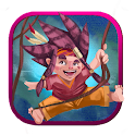The red Forest Kid icon