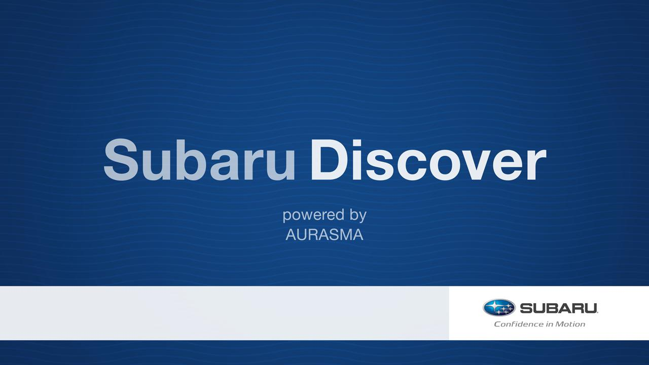 Subaru Discover - screenshot