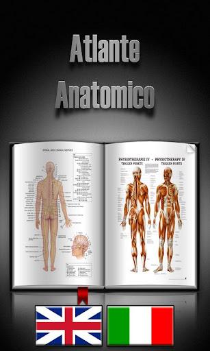 Atlas of Anatomy Human