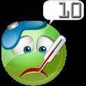 Battery Widget Emots 03 icon