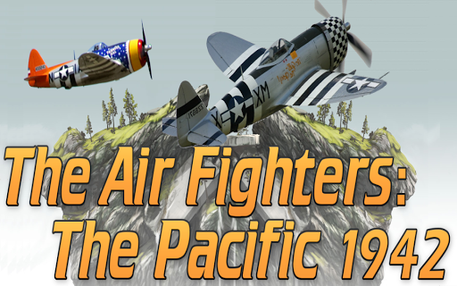 Air Fighter 1942: Thunder War