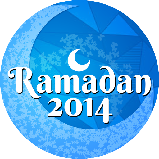 Ramadan 2014 App LOGO-APP點子