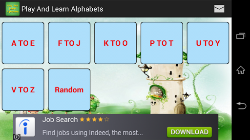 Play Learn - Alphabets