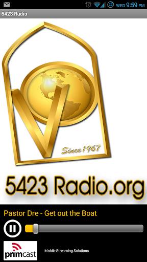 5423 Radio