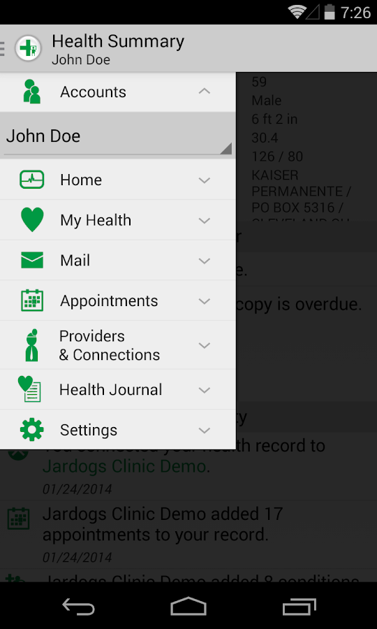 FollowMyHealth� Mobile - Android Apps on Google Play