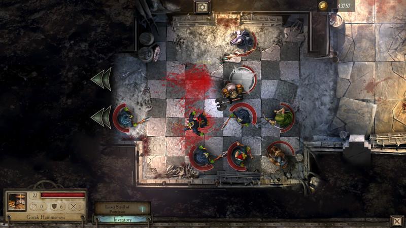 Warhammer Quest screenshots