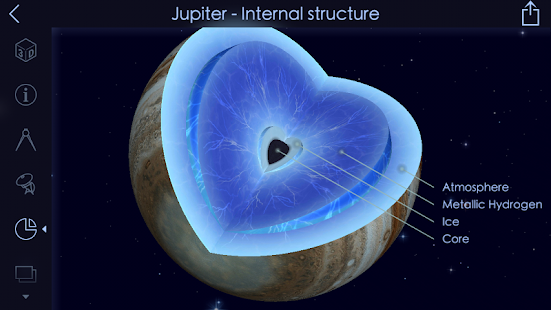 Star Walk 2 - Night Sky Guide Screenshot 9