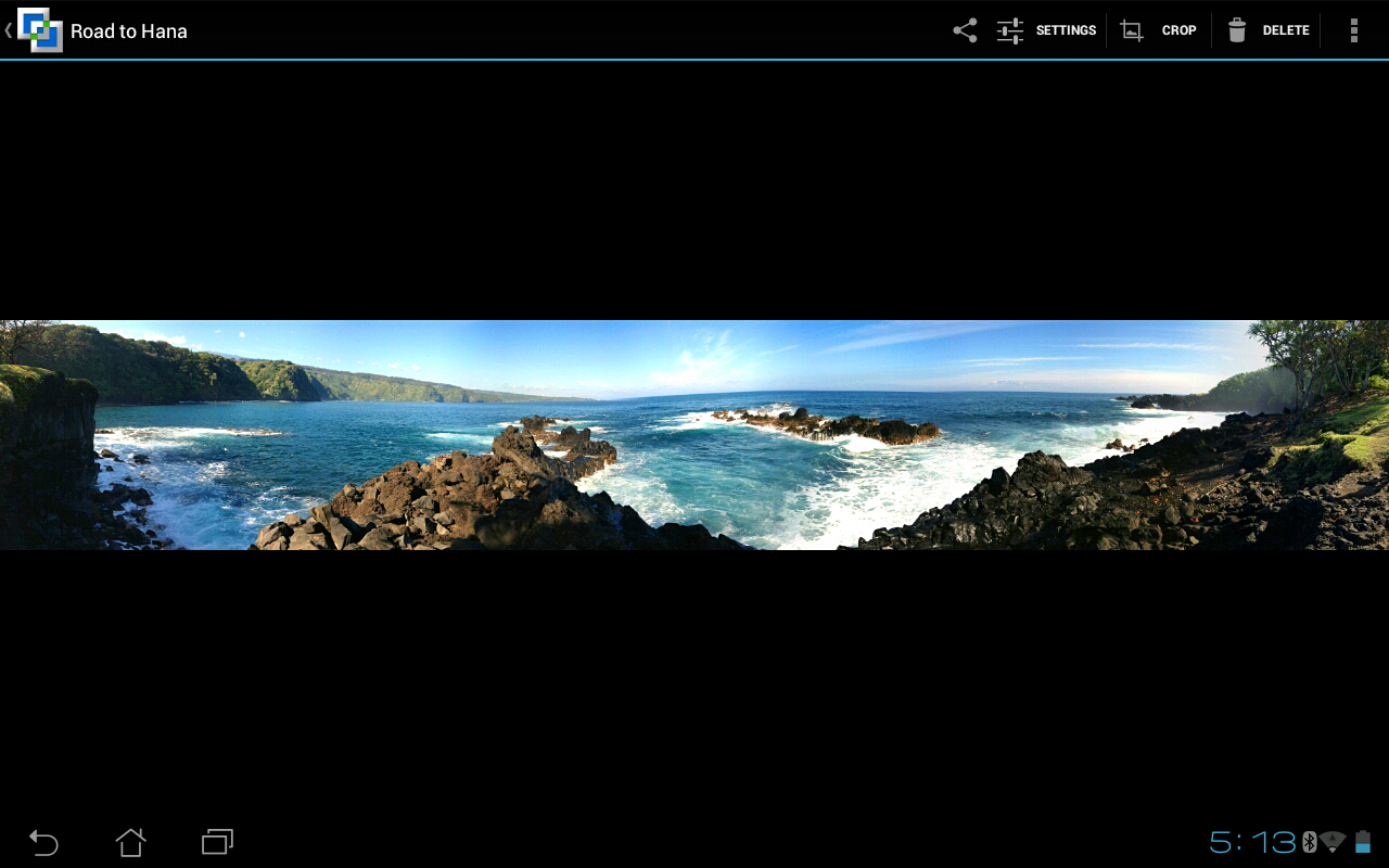 AutoStitch Panorama - screenshot