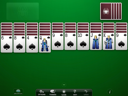 Spider Solitaire+- screenshot thumbnail