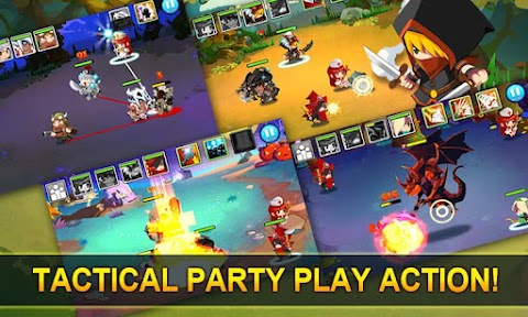 Epic Raiders v1.0.0 – Android (by GAMEVIL Inc.) gsm