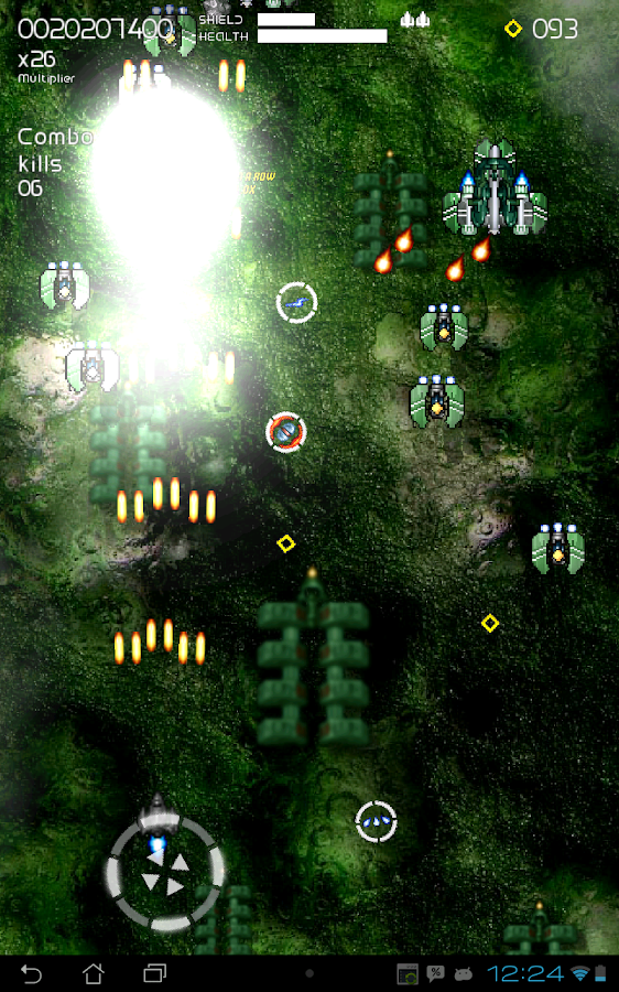 Xelorians - Space Shooter - screenshot