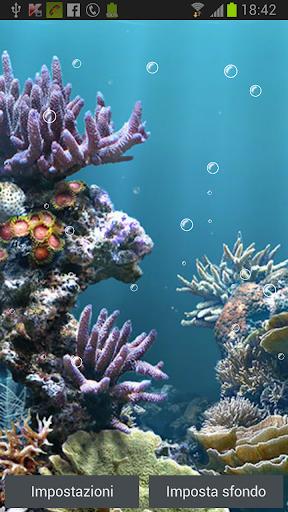 Aquarium Bubbles Pro