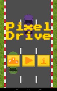 Pixel Drive Endless Challenge
