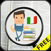 Italian Words Quiz