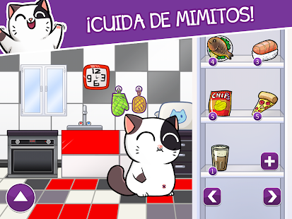 Mimitos - Mascota Virtual