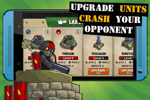 Little Army Tower Defense Pro