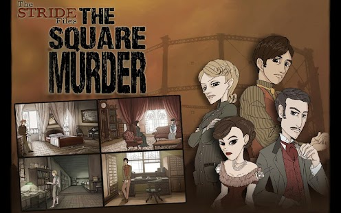 Stride Files The Square Murder - screenshot thumbnail
