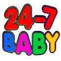 247Baby logo
