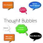 Thought Bubble Sticker Pack icon