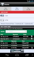Screenshot of Seattle Thunderbirds