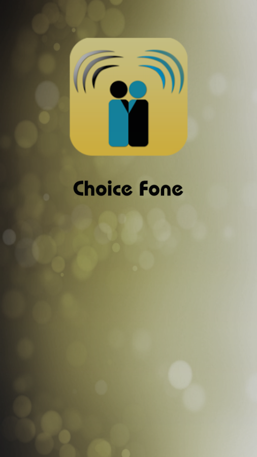 Choicefone - screenshot