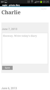 ropipi - private journal- screenshot thumbnail