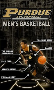 Purdue Basketball OFFICIAL App - screenshot thumbnail
