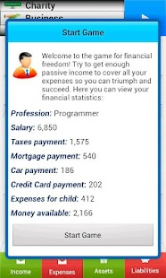 Cashflow Mobile - Finances - screenshot thumbnail