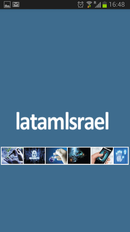 LatamIsrael- screenshot