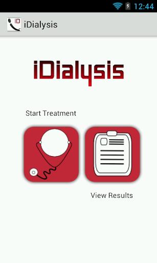 iDialysis - Dialysis App