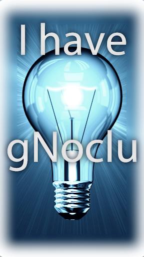 gNoclu - find what's around