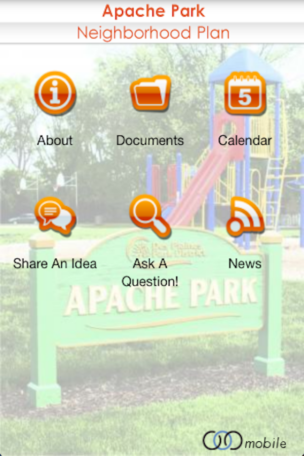 Apache Park - screenshot