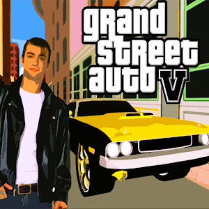 Grand Street Auto 5 for PC and MAC