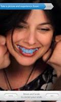 Screenshot of Philips Zoom Teeth Whitening