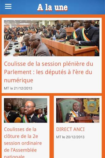 新聞必備APP下載|Guillaume Soro officielle 好玩app不花錢|綠色工廠好玩App