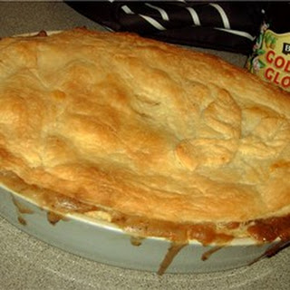 Steak n Ale Pie.