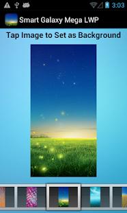 玩程式庫與試用程式App|Smart Galaxy Mega LWP免費|APP試玩