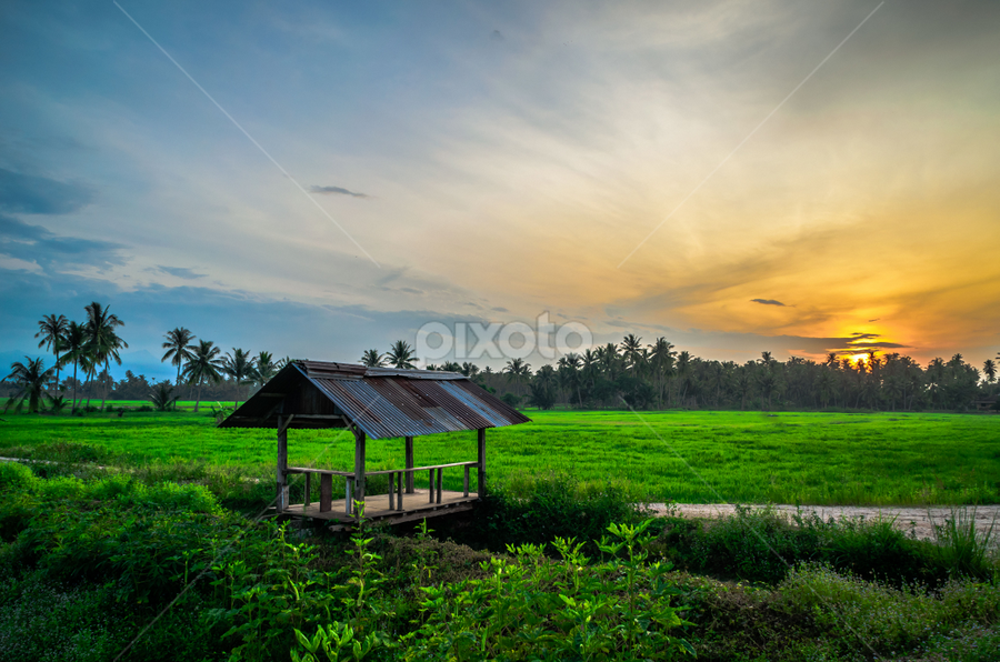 by Mohamad Subri Mohd Noor - Landscapes Sunsets & Sunrises