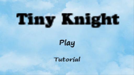 Tiny Knight