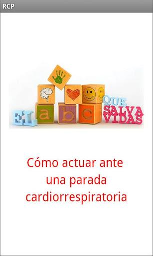 EL ABC que salva vidas RCP