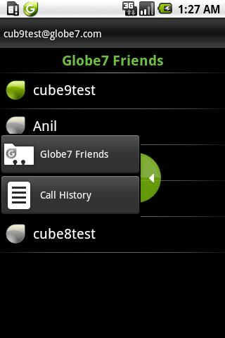 Globe7 - screenshot