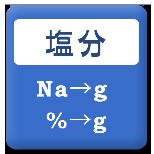 塩分計算機 健康 App LOGO-硬是要APP