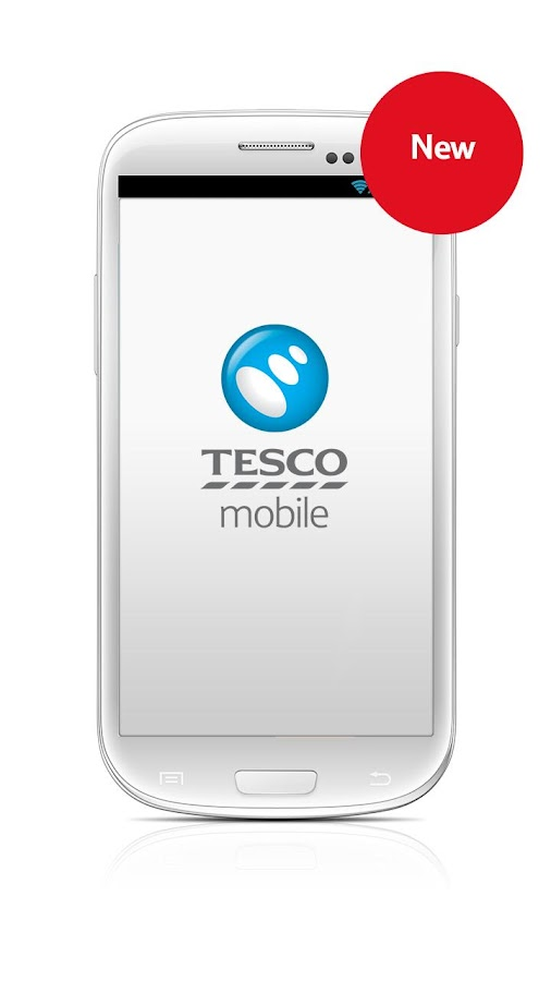 Tesco Mobile - screenshot