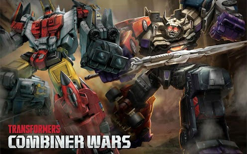 TRANSFORMERS Official App Screenshot 1